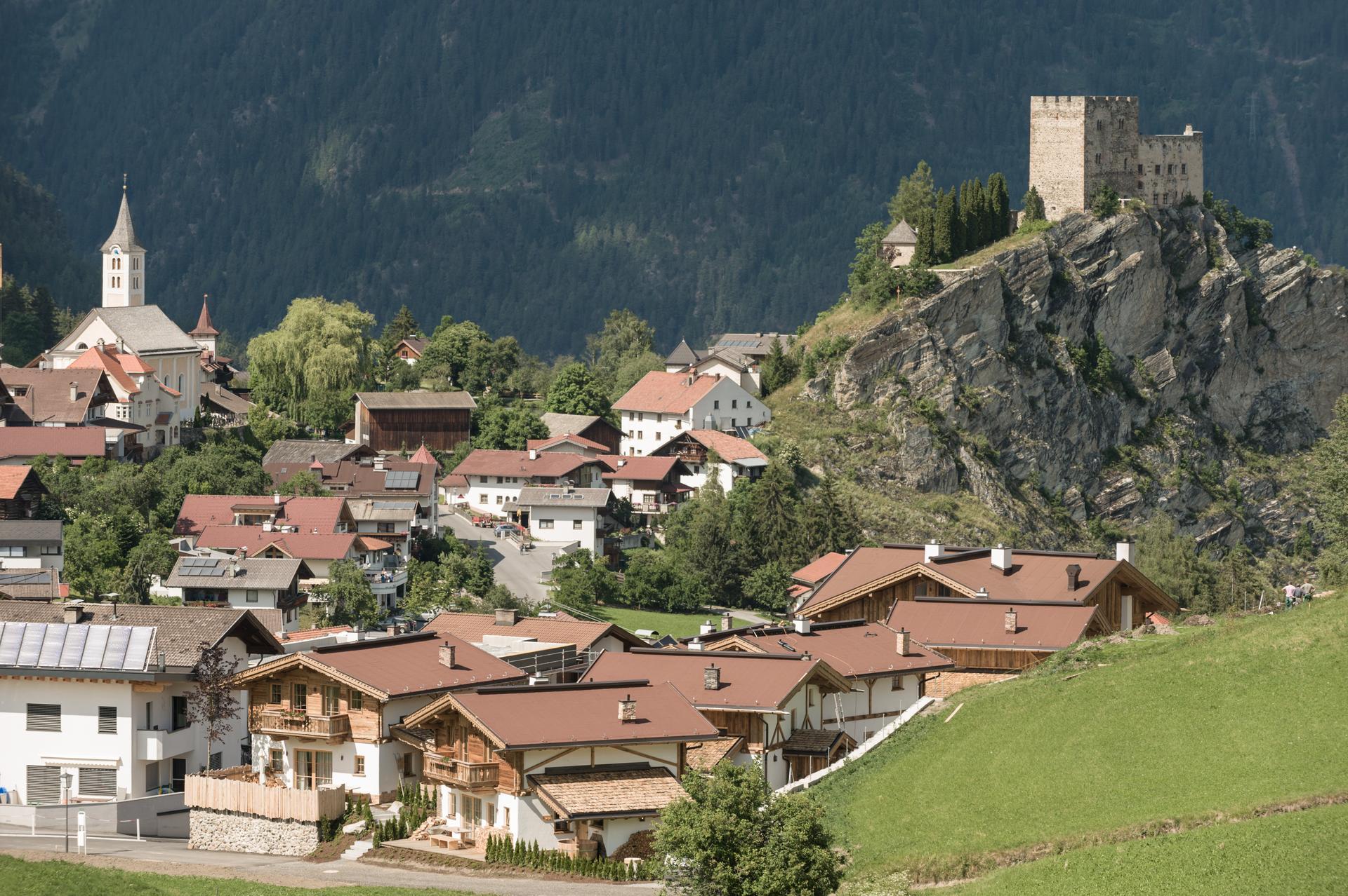 Ihre Anreise Nach Ladis Hüttendorf Ladizium Ladis Tirol